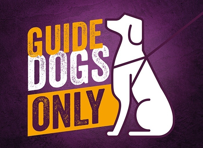 Steers Guide Dog Policy